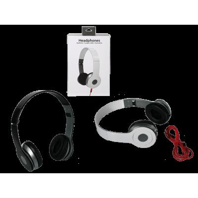 Ακουστικά με καλώδιο 1,20 μέτρα