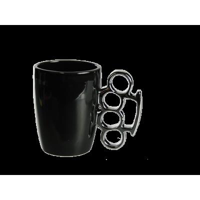Μαύρη κούπα-σιδερογροθιά