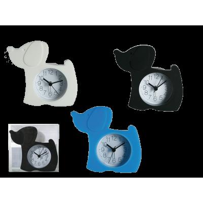 Ρολόι Σκυλάκι από σιλικόνη επιτραπέζιο