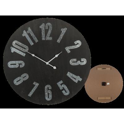 Ρολόι τοίχου Vintage Ξύλινο 2