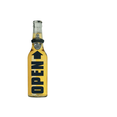 Ανοιχτήρι Μπουκαλιών τοίχου Μπύρα