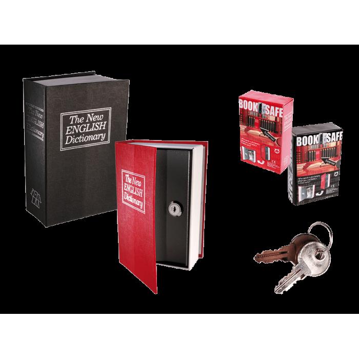 Χρηματοκιβώτιο Λεξικό με κλειδί